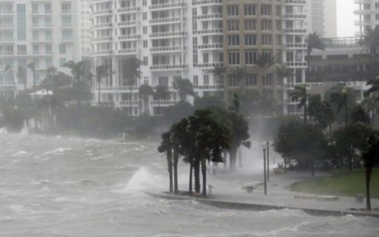 Korea to provide $2m in humanitarian aid to hurricane-hit US