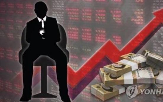 Korea ranks 22nd in per capita net financial assets: Allianz report