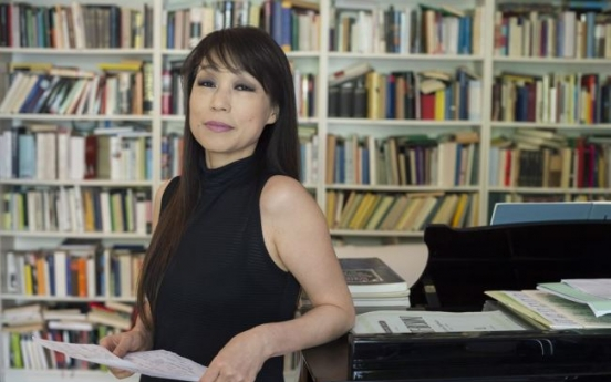 Composer Chin Un-suk wins Sibelius Prize