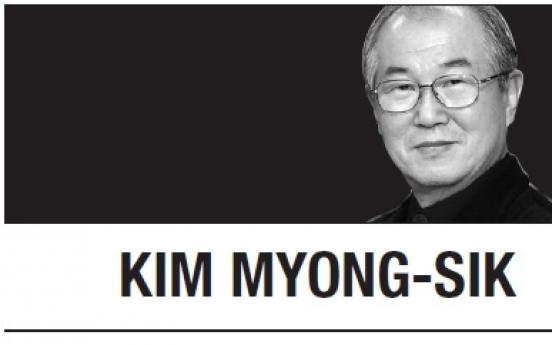 [Kim Myong-sik] Koreans deserve neither war nor internal conflicts