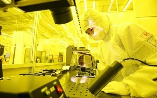 Korean chipmakers reach new highs in stock value