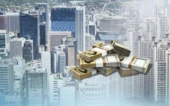 Korea's median income $1,515 in 2015