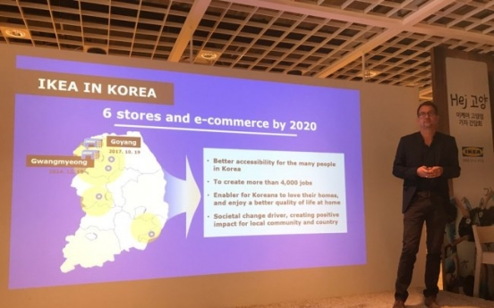 [Video] Ikea Gyang focuses on environment, sustainability