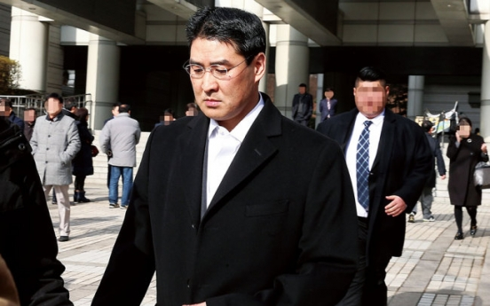 Departure ban on Oxy's former head lifted
