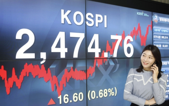 [News Focus] Tech super cycle dwarfs NK tension, snubs small cap shares