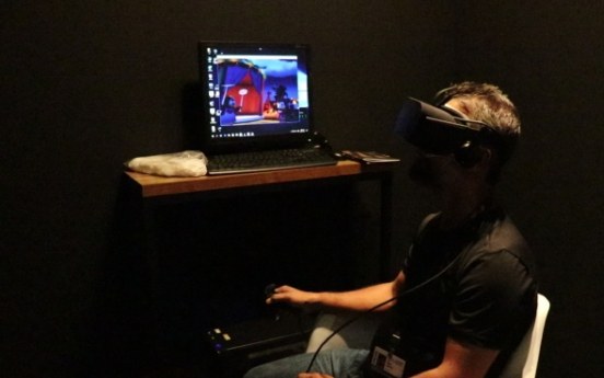 [Video] Viewer responses to virtual reality films at BIFF vary from 'unbelievable' to 'blurry'