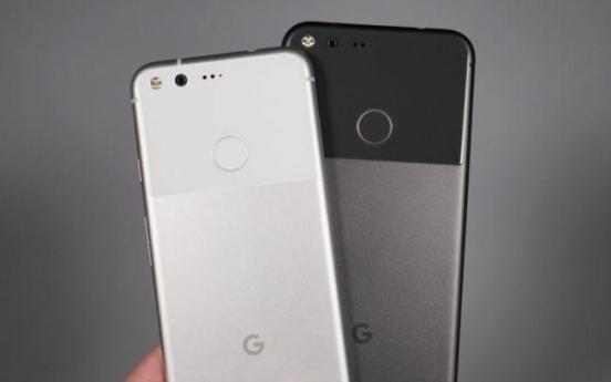 Google adopts Korean firm's fingerprint recognition module for Pixel 2 smartphones: sources