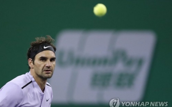 Federer beats great rival Nadal to win Shanghai Masters