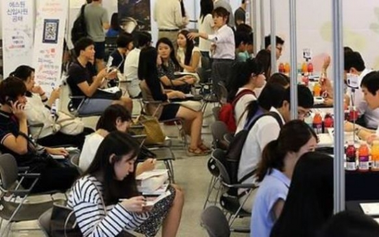 Korea's unemployment rate rose sharpest in August among OECD countries