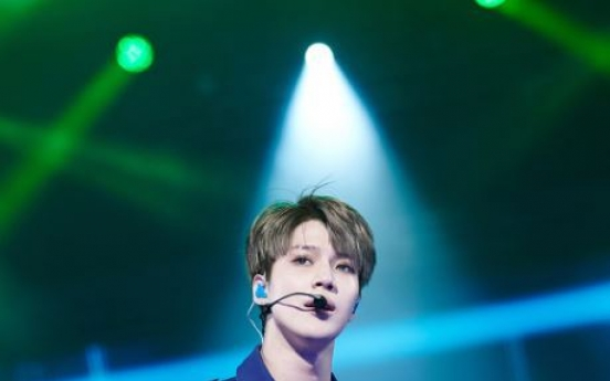 [Herald Review] Taemin showcases talent as soloist at Seoul concert
