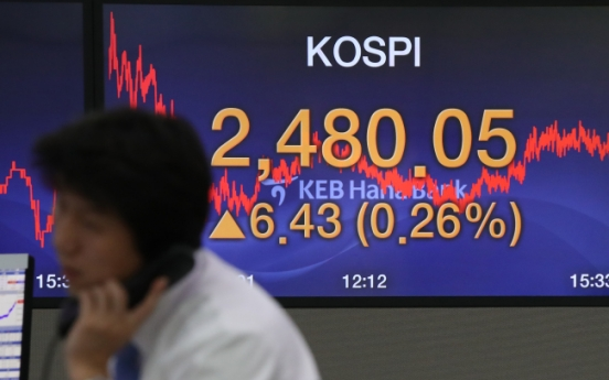 Seoul stocks rise to new all-time high