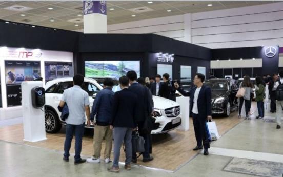 Mercedes-Benz Procurement scouts suppliers in Korea