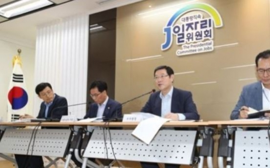 Moon govt. unveils plan for job creation