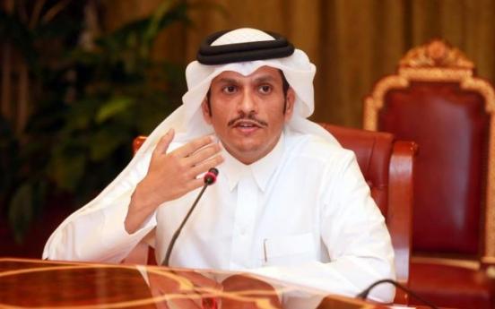 Qatar says Gulf crisis 'undermines' fight against IS