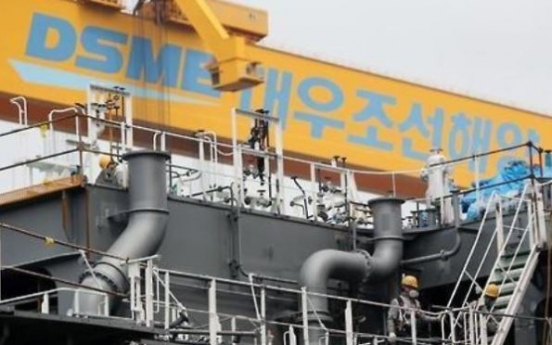 Bourse operator to decide on Daewoo Shipuilding stock trading this week