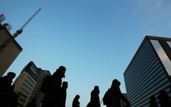 Korea's economy to grow 2.8% in 2017: think tank