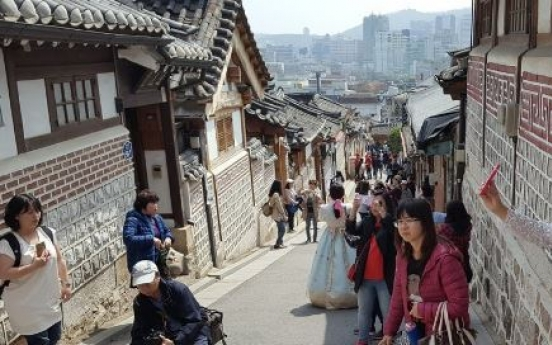 Residents leave Bukchon due to 'touristification'