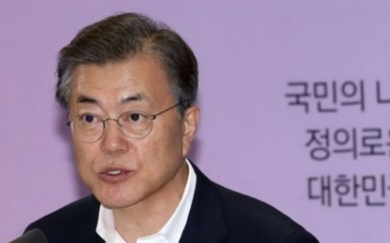 President Moon to meet labor leaders over his new policies