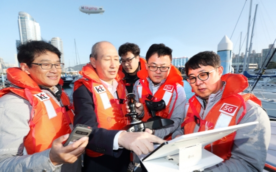 KT eyes on global maritime industry with solutions for safety