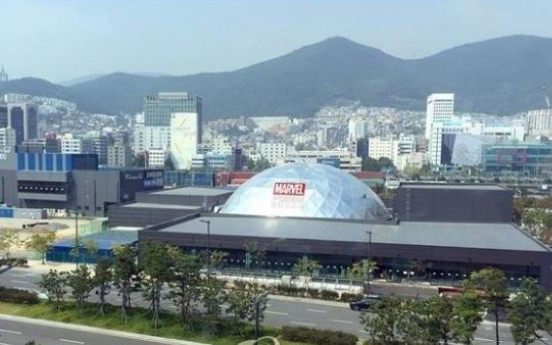 Marvel Experience to open in Busan