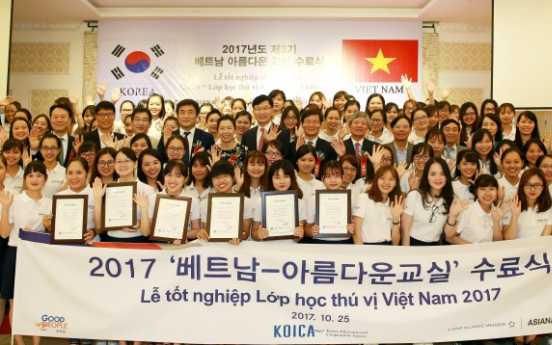 Asiana Airlines supports women's employment in Vietnam