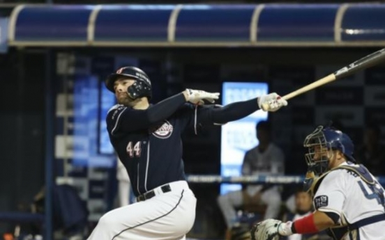 American slugger feels 'zero frustration' over postseason benching