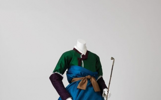 Historic and contemporary Korean fashion in San Francisco