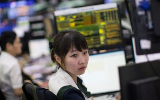 Seoul stocks extend gains late Friday morning