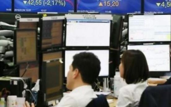 Seoul stocks at fresh record high on bargain hunting