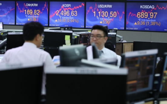 China-sensitive stocks rebound amid signs of easing Korea-China relations