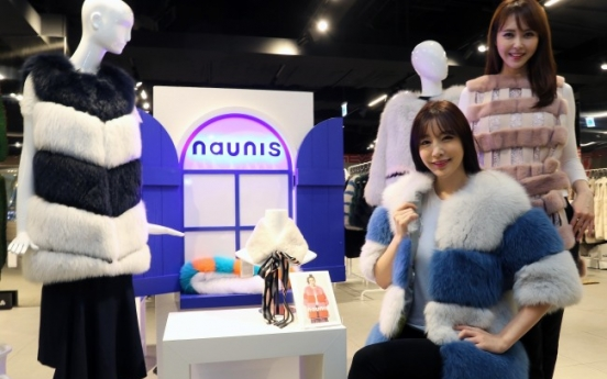 Falling fur prices lead to rising demand among younger consumers