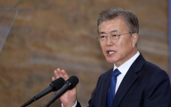 Moon calls for social dialogue for sustainable growth