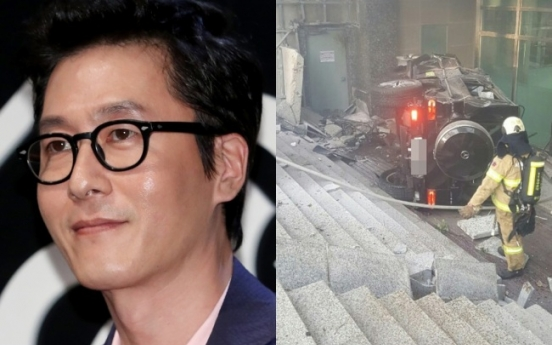 [Breaking] Veteran actor crashed just 'minutes from home'