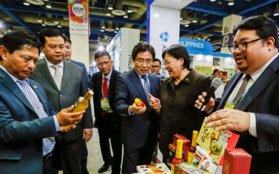 ASEAN culinary delights showcased at trade fair