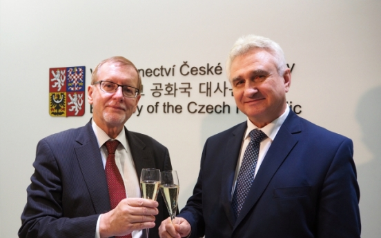 'Czech Republic looks to PyeongChang Olympics with optimism'