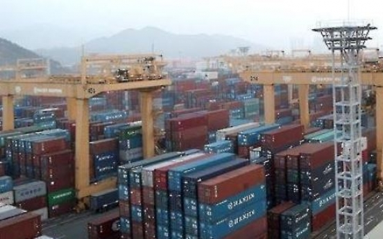 Korea's exports rise 7.1% in Oct. on strong demand for semiconductors