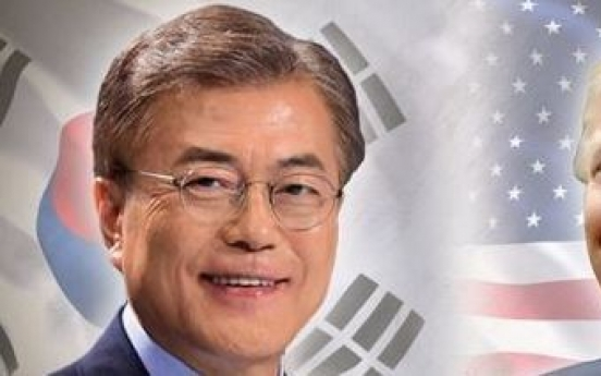 Experts urge Moon, Trump to demonstrate unity, strong alliance