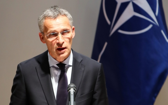 'NATO, Korea partners in universal peacemaking'