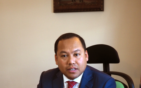 [Herald Interview] 'ASEAN sensible alternative to Chinese market'