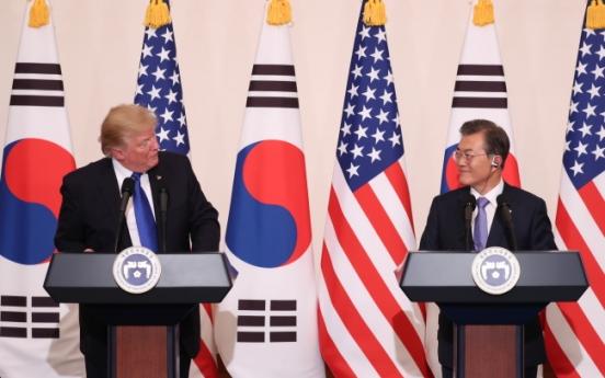 Seoul, Washington seek 'unprecedented' cooperation to boost military capacity