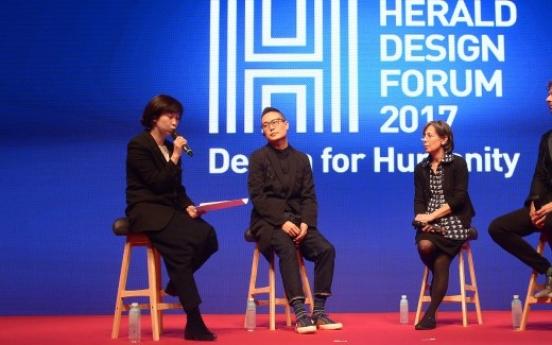 [Herald Design Forum 2017] 'Pouring soul into product through design'