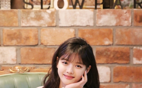 Teen actress Kim Yoo-jung will not take college exams: agency
