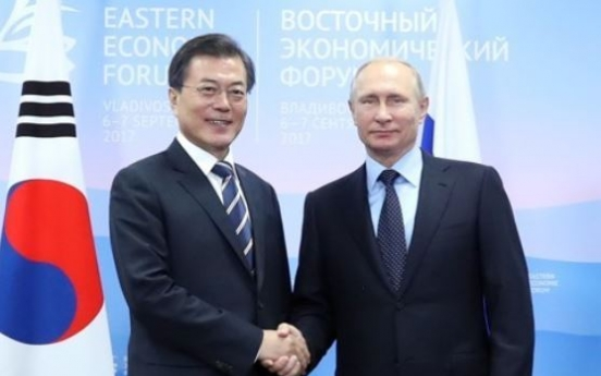 Putin calls for economic cooperation system for Asia Pacific, Eurasian regions