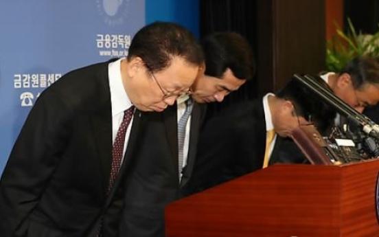 Financial regulator pledges reform in hiring practices after scandals