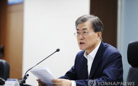 S. Korean leader calls for APEC free trade, pledges support for regional FTA