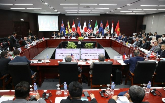 Trade ministers agree Asia-Pacific trade pact without US