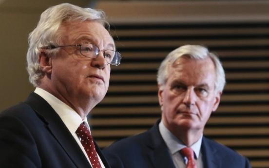 EU Brexit chief preparing for 'possible' failure
