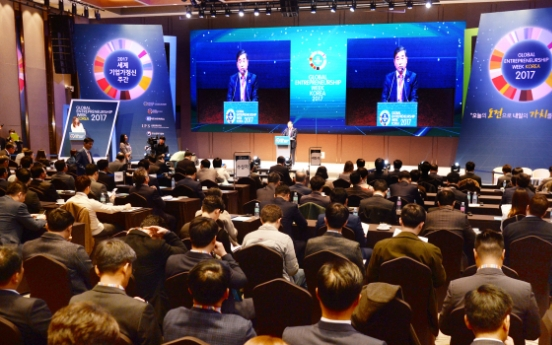 GEW Korea 2017 encourages creative, social entrepreneurship for inclusive growth