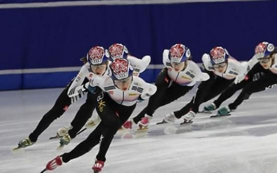 [PyeongChang 2018] Korean female short trackers focused on 'process' ahead of PyeongChang Olympics