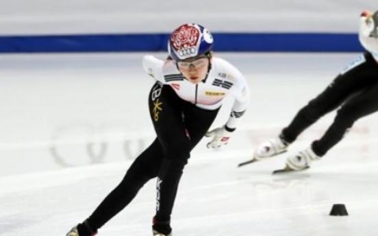 [PyeongChang 2018] Koreans cruise through heats on Day 1 at Short Track World Cup